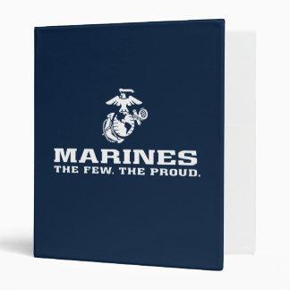 """USMC el pocos el logotipo orgulloso apilado - blan Carpeta 1"""""""