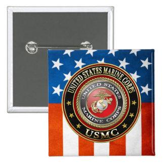 USMC Emblem [Special Edition] [3D] Pins