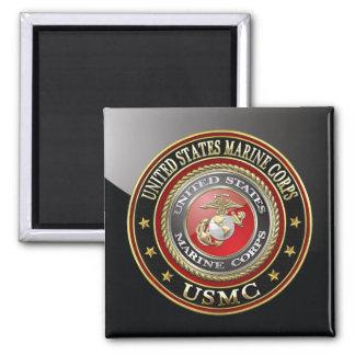 USMC Emblem [Special Edition] [3D] Refrigerator Magnet