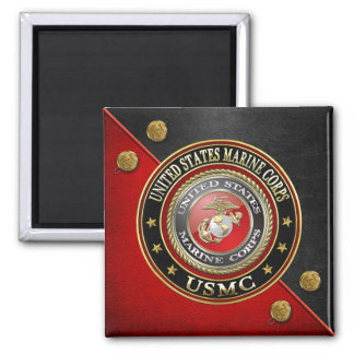 USMC Emblem [Special Edition] [3D] Magnets