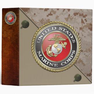 USMC Emblem & Uniform [3D] Binder