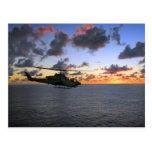 USMC estupendo de la cobra de AH-1W Tarjetas Postales