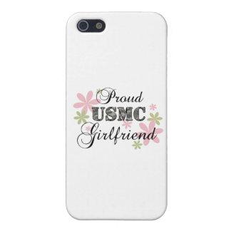 USMC Girlfriend [fl camo] iPhone SE/5/5s Case