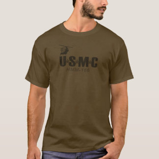 USMC HMM-166 PLAYERA