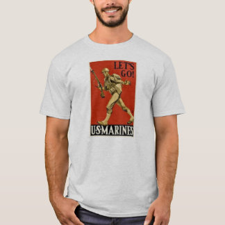 USMC in the Great War T-Shirt