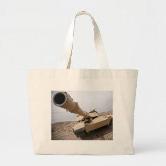 USMC M1 Abrams Large Tote Bag