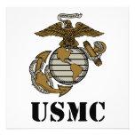 USMC [plantilla] Comunicados Personalizados