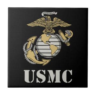 USMC plantilla Tejas