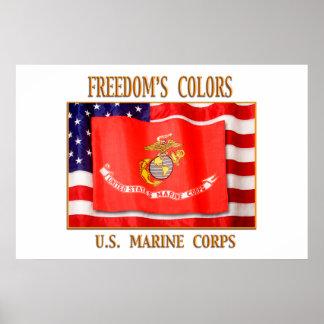 USMC Poster