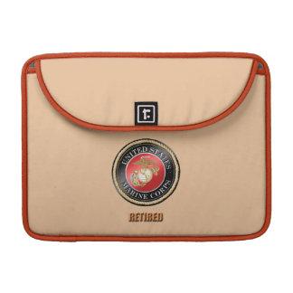 USMC Retired Electronics bag Sleeve For MacBook Pro