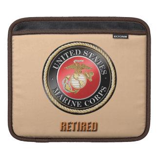 USMC Retired Eletronics Bag Sleeve For iPads