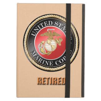 USMC Retired iPad Case