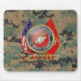 USMC Semper Fi [edición especial] [3D] Alfombrillas De Raton