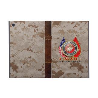 USMC Semper Fi [edición especial] [3D] iPad Mini Protectores