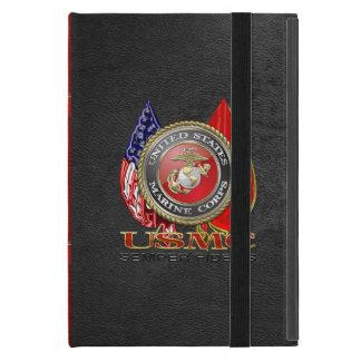 USMC Semper Fi edición especial 3D iPad Mini Carcasas