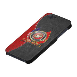 USMC Semper Fi [edición especial] [3D] iPhone 5 Funda