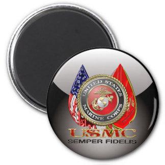 USMC Semper Fi [edición especial] [3D] Imán Para Frigorifico