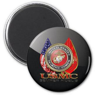 USMC Semper Fi [edición especial] [3D] Imanes