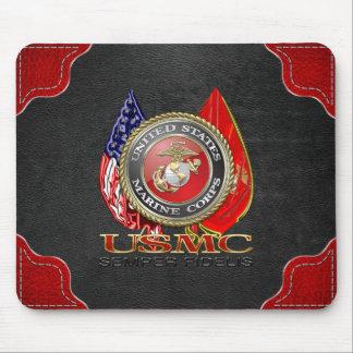 USMC Semper Fi [edición especial] [3D] Tapetes De Ratón