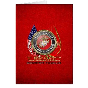 usmarines USMC Semper Fi [Special Edition] [3D] Card