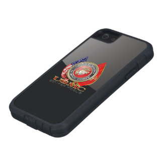 USMC Semper Fi [Special Edition] [3D] Case For iPhone SE/5/5s
