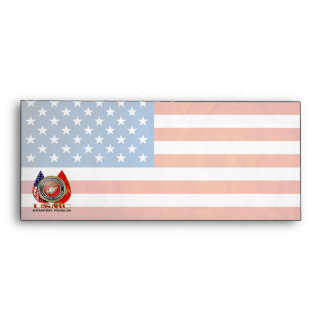 USMC Semper Fi [Special Edition] [3D] Envelopes