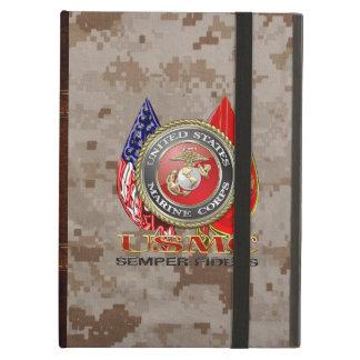 USMC Semper Fi Special Edition 3D iPad Air Cases