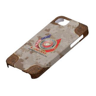 USMC Semper Fi [Special Edition] [3D] iPhone SE/5/5s Case