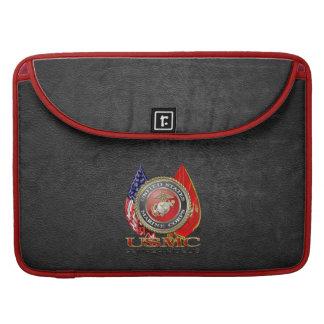 USMC Semper Fi [Special Edition] [3D] MacBook Pro Sleeve