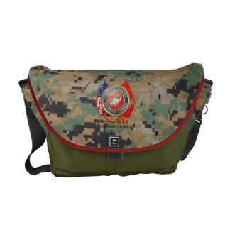 USMC Semper Fi [Special Edition] [3D] Messenger Bag