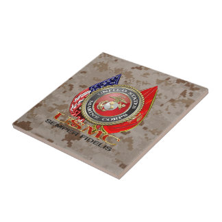USMC Semper Fi [Special Edition] [3D] Tile