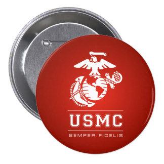 USMC Semper Fidelis [Semper Fi] Button