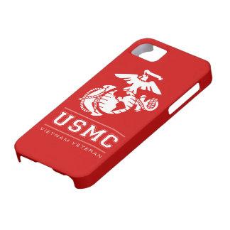 USMC Semper Fidelis Semper Fi iPhone 5 Cases