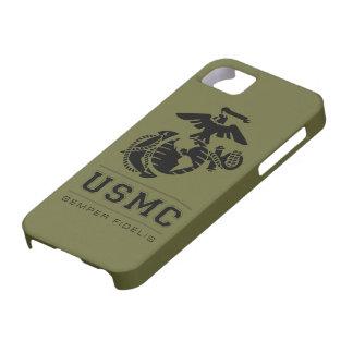 USMC Semper Fidelis [Semper Fi] iPhone 5 Funda