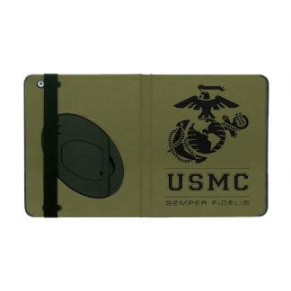 USMC Semper Fidelis [Semper Fi] iPad Protectores