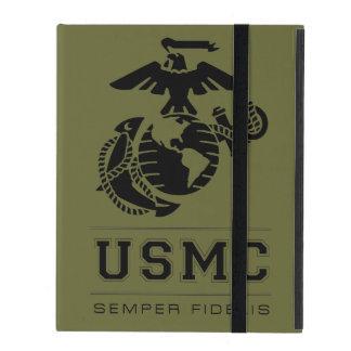 USMC Semper Fidelis Semper Fi iPad Protectores