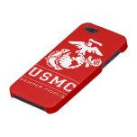 USMC Semper Fidelis [Semper Fi] Cover For iPhone 5/5S
