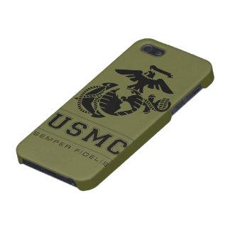 USMC Semper Fidelis [Semper Fi] iPhone SE/5/5s Cover