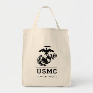 USMC Semper Fidelis [Semper Fi] Tote Bag