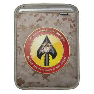 USMC Special Operations Command (MARSOC) [3D] iPad Sleeve