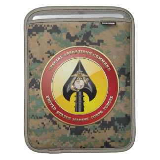 USMC Special Operations Command (MARSOC) [3D] Sleeve For iPads