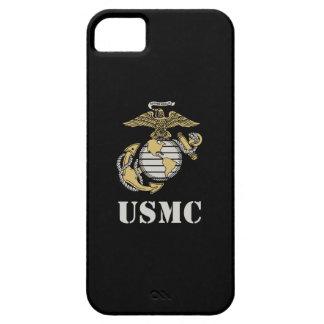 USMC [stencil] iPhone 5 Cases