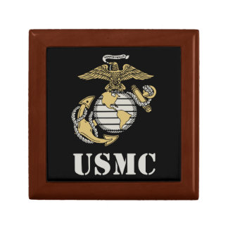 USMC [stencil] Keepsake Box