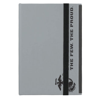 USMC The Few The Proud Logo - Black Case For iPad Mini