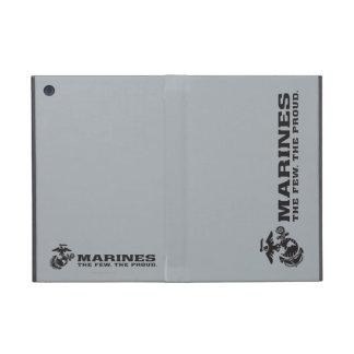 USMC The Few The Proud Logo - Black iPad Mini Covers