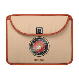 USMC Veteran Eletronics Bag MacBook Pro Sleeve