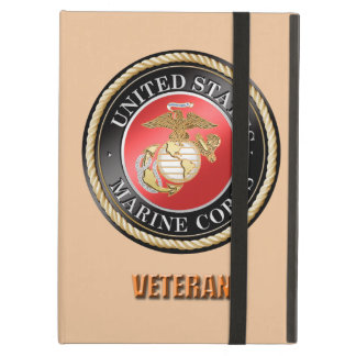 USMC Veteran iPad Case