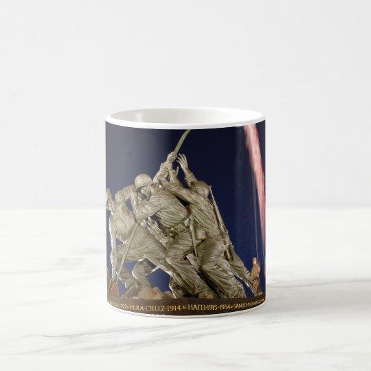 USMC War Memorial Coffee Mug