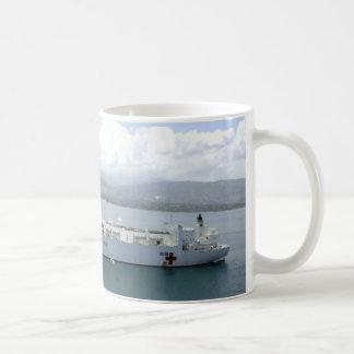USNS Comfort (T-AH 20) Coffee Mug