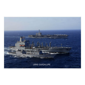 USNS Guadalupe Póster